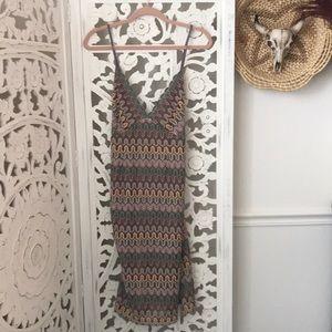 boucherouite slip dress